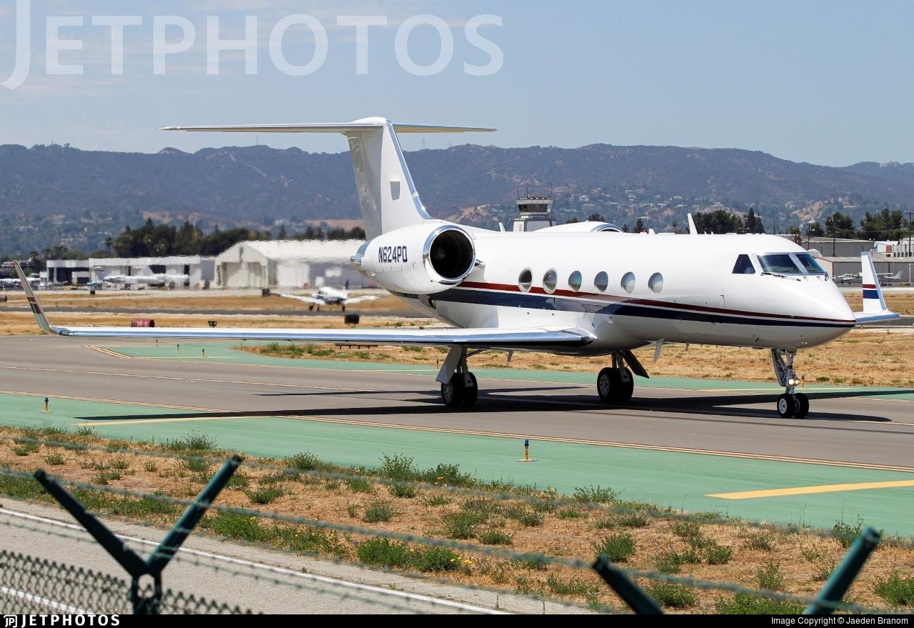 N624PD - Gulfstream G-IV - Sun Air Jets