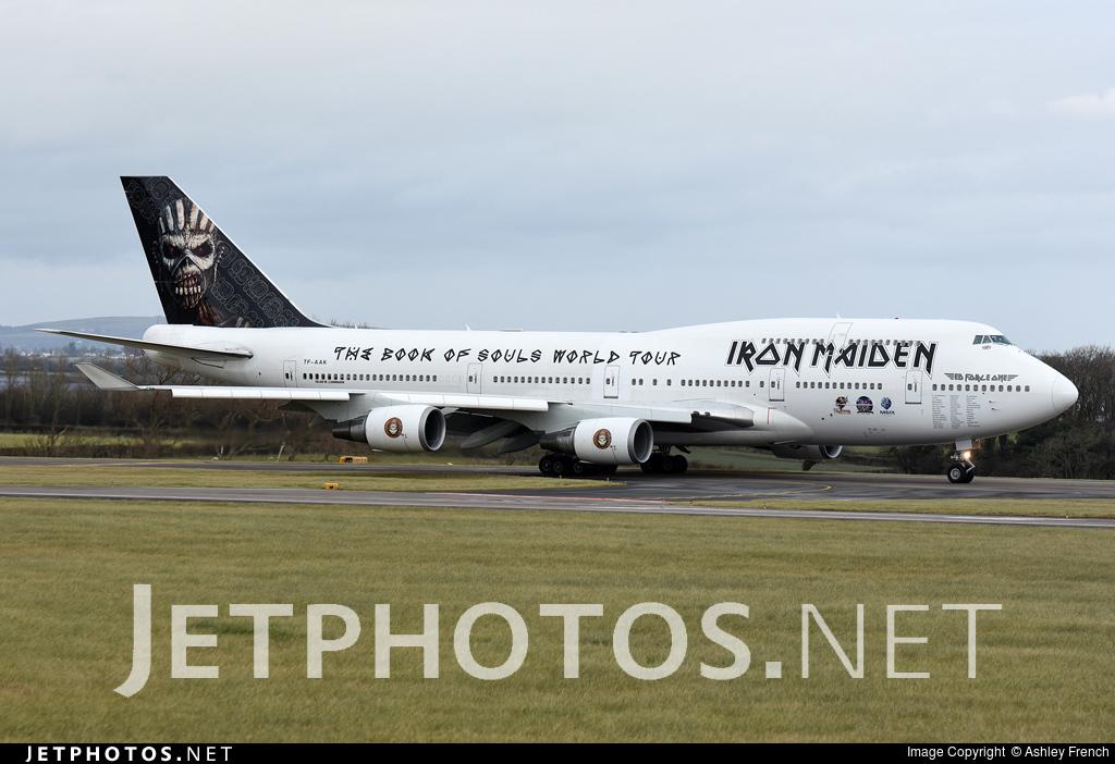TF-AAK - Boeing 747-428 - Air Atlanta Icelandic