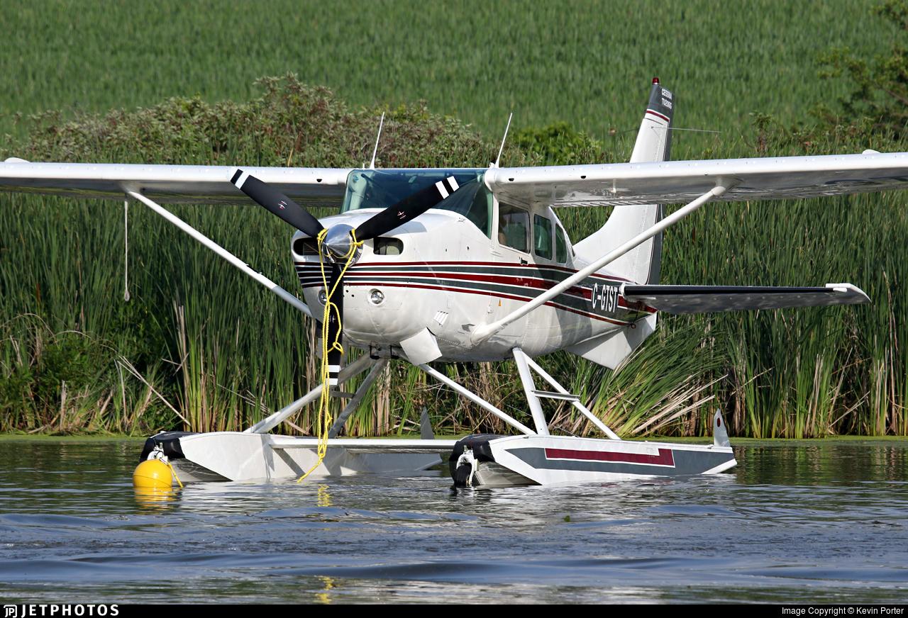 C-GTST - Cessna TU206G Turbo Stationair - Private