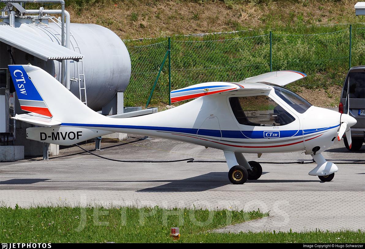 D-MVOF - Flight Design CT-SW - Private