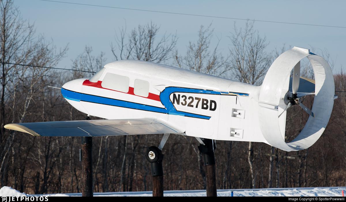 N327BD - Bede XBD-2 - Private