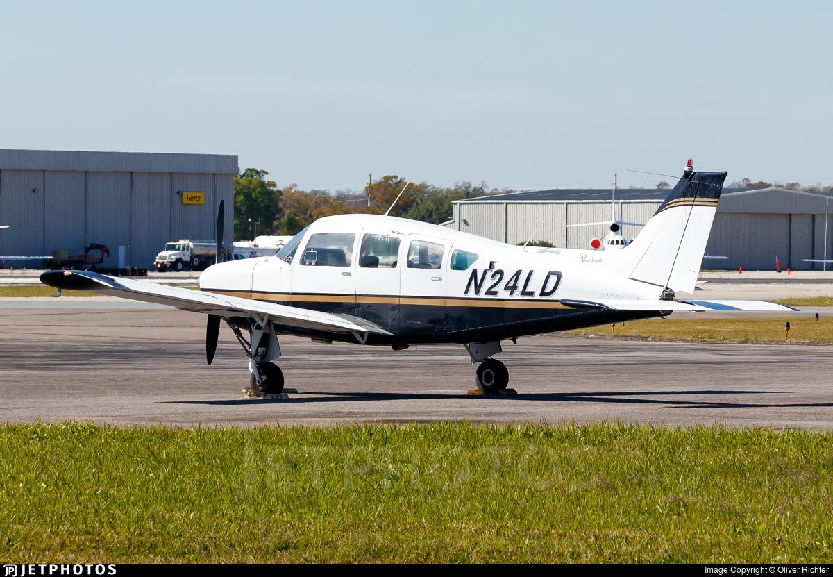 N24LD - Beechcraft C24R Sierra - Private