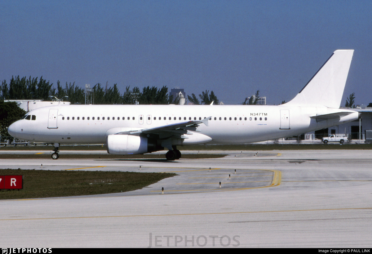 N347TM - Airbus A320-231 - TransMeridian Airlines (TMA)