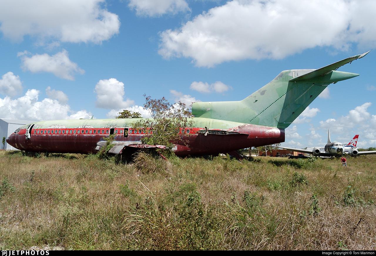 HI-212CT - Boeing 727-1J1 - Dominicana