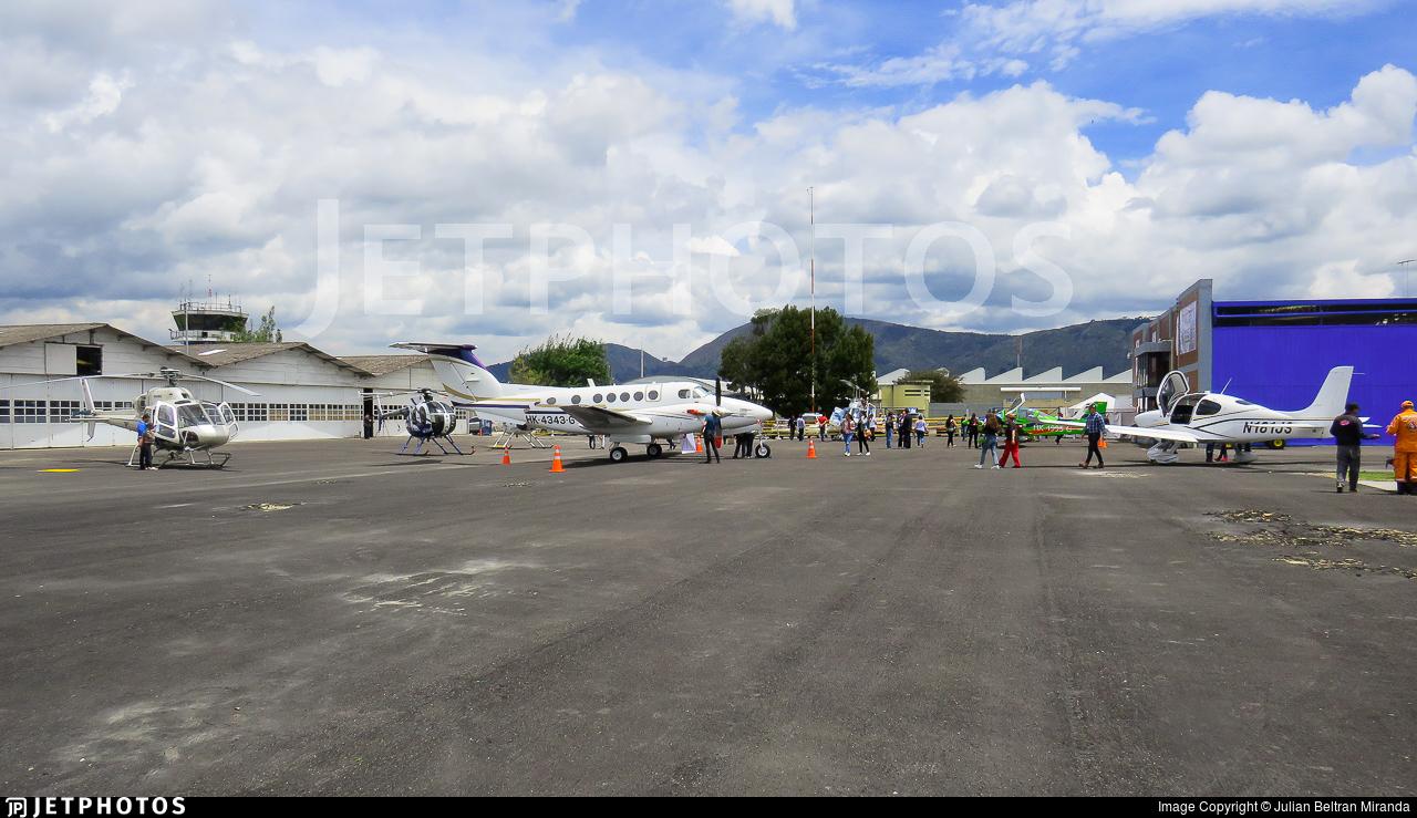 SKGY - Airport - Ramp