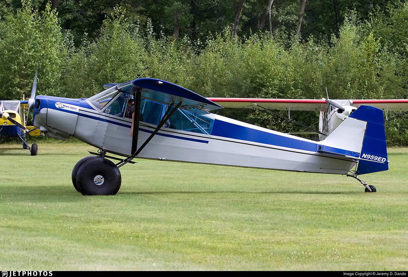 N959ED - Javron Cub - Private