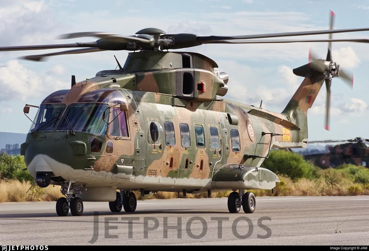 19606 - Agusta-Westland EH-101 Merlin Mk.512 - Portugal - Air Force