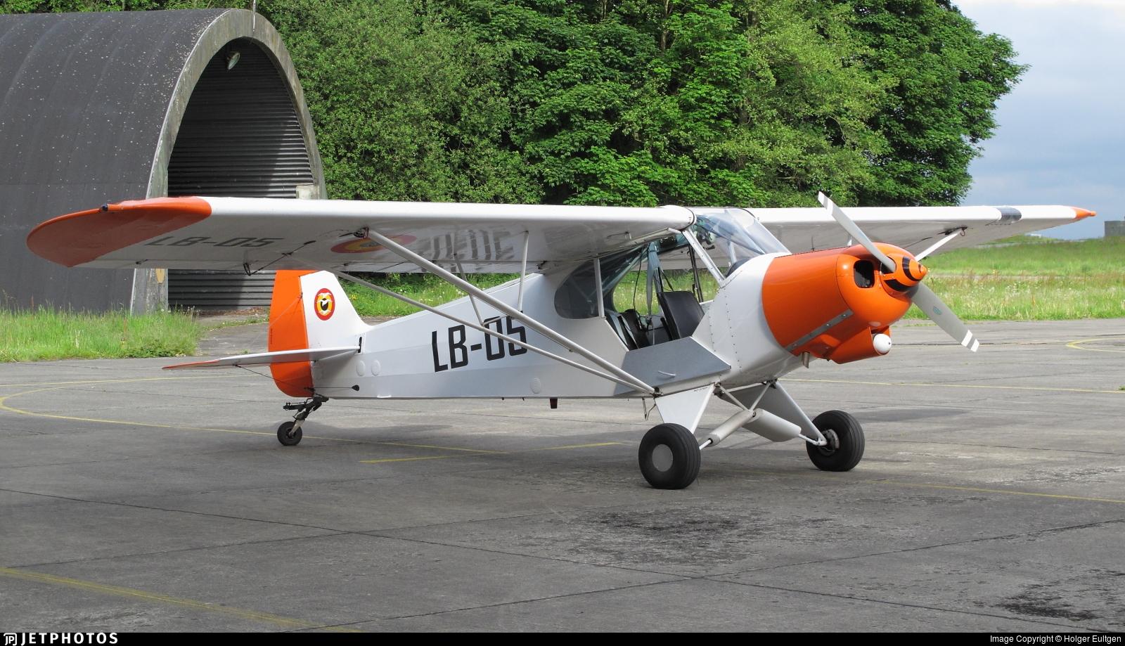 LB-05 - Piper L-21B Super Cub - Belgium - Air Force