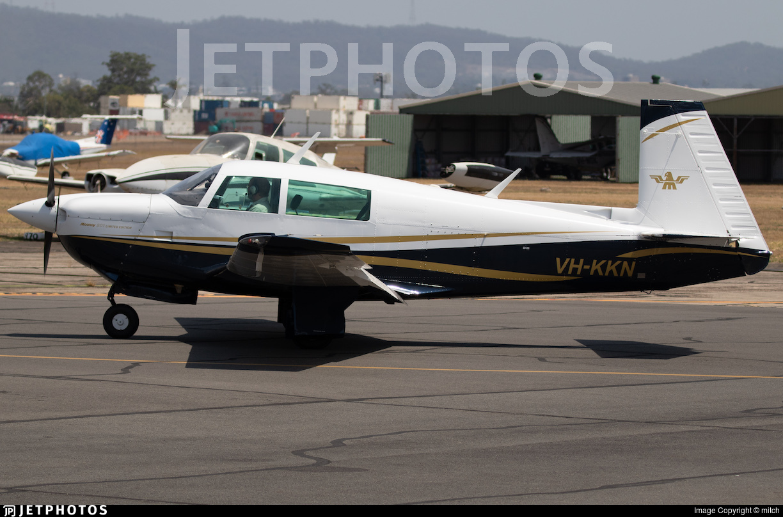 VH-KKN - Mooney M20J-201 - Private