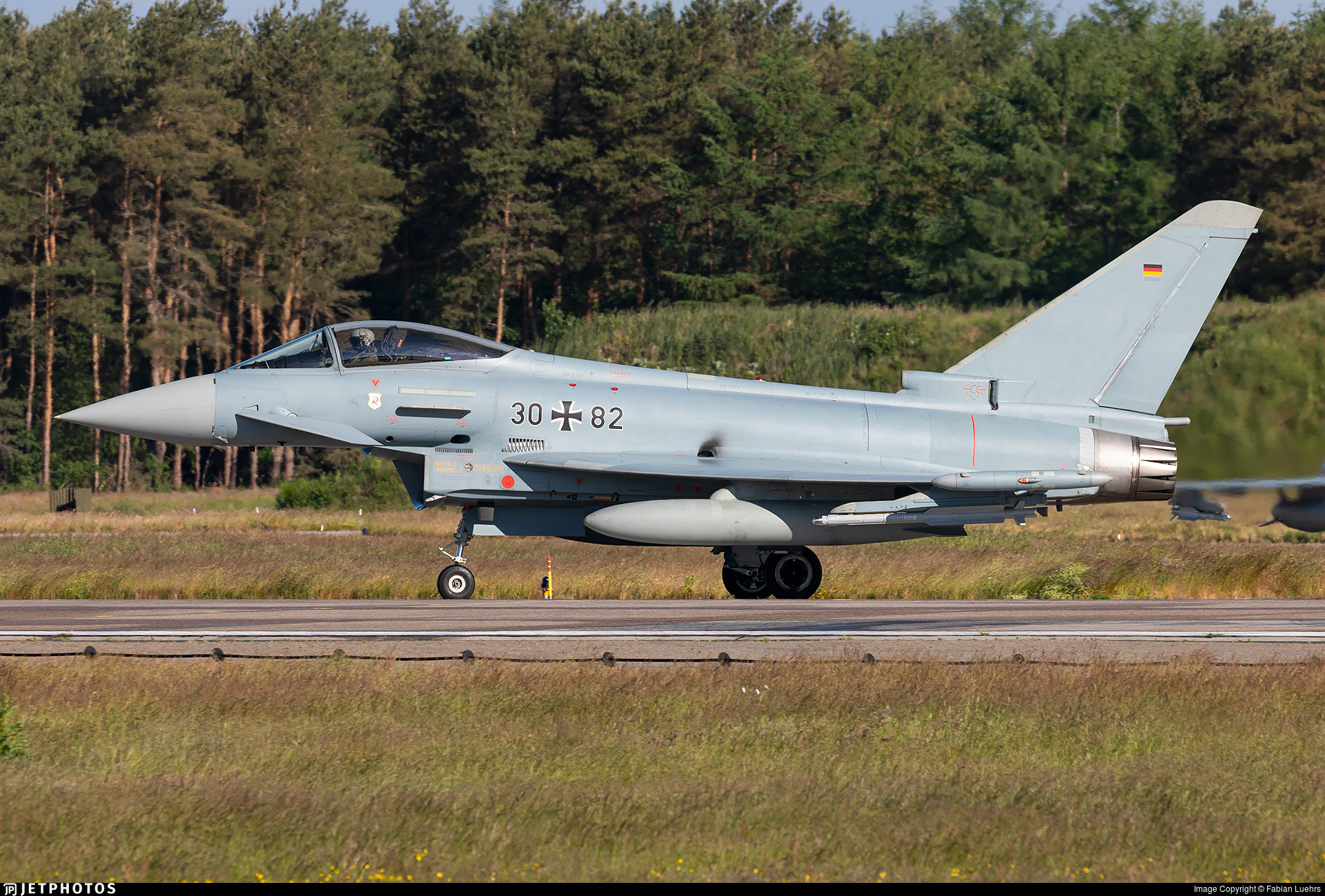 30-82 - Eurofighter Typhoon EF2000 - Germany - Air Force