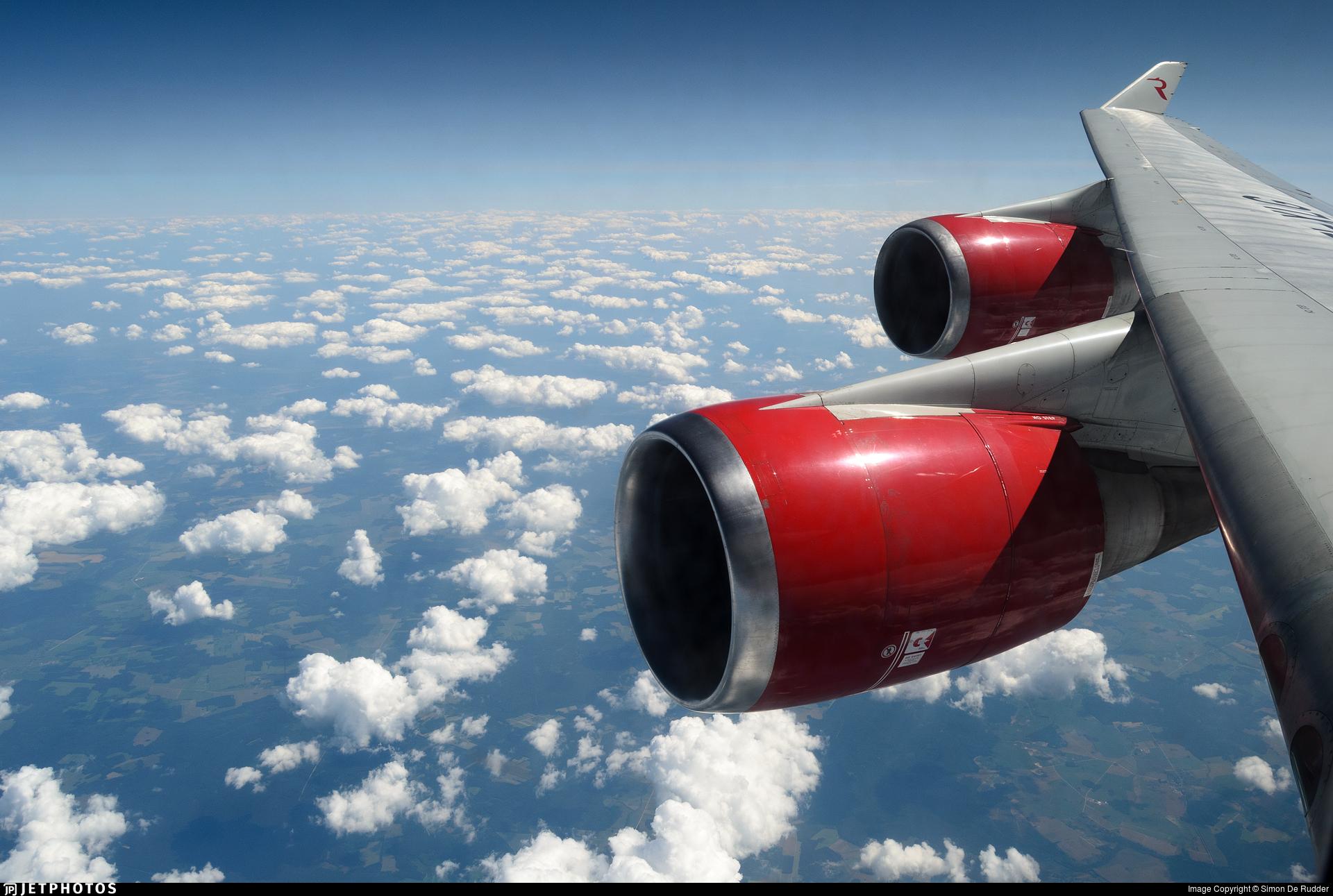 EI-XLG - Boeing 747-446 - Rossiya Airlines