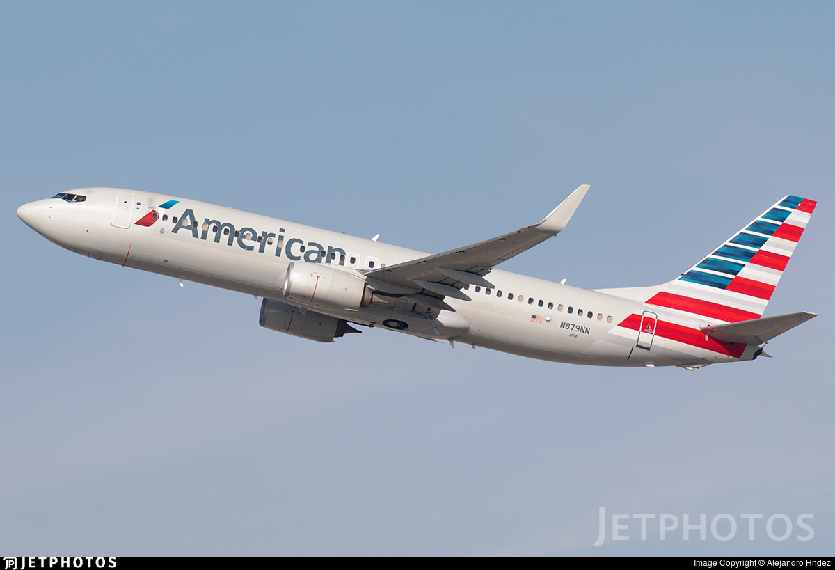 N879NN - Boeing 737-823 - American Airlines