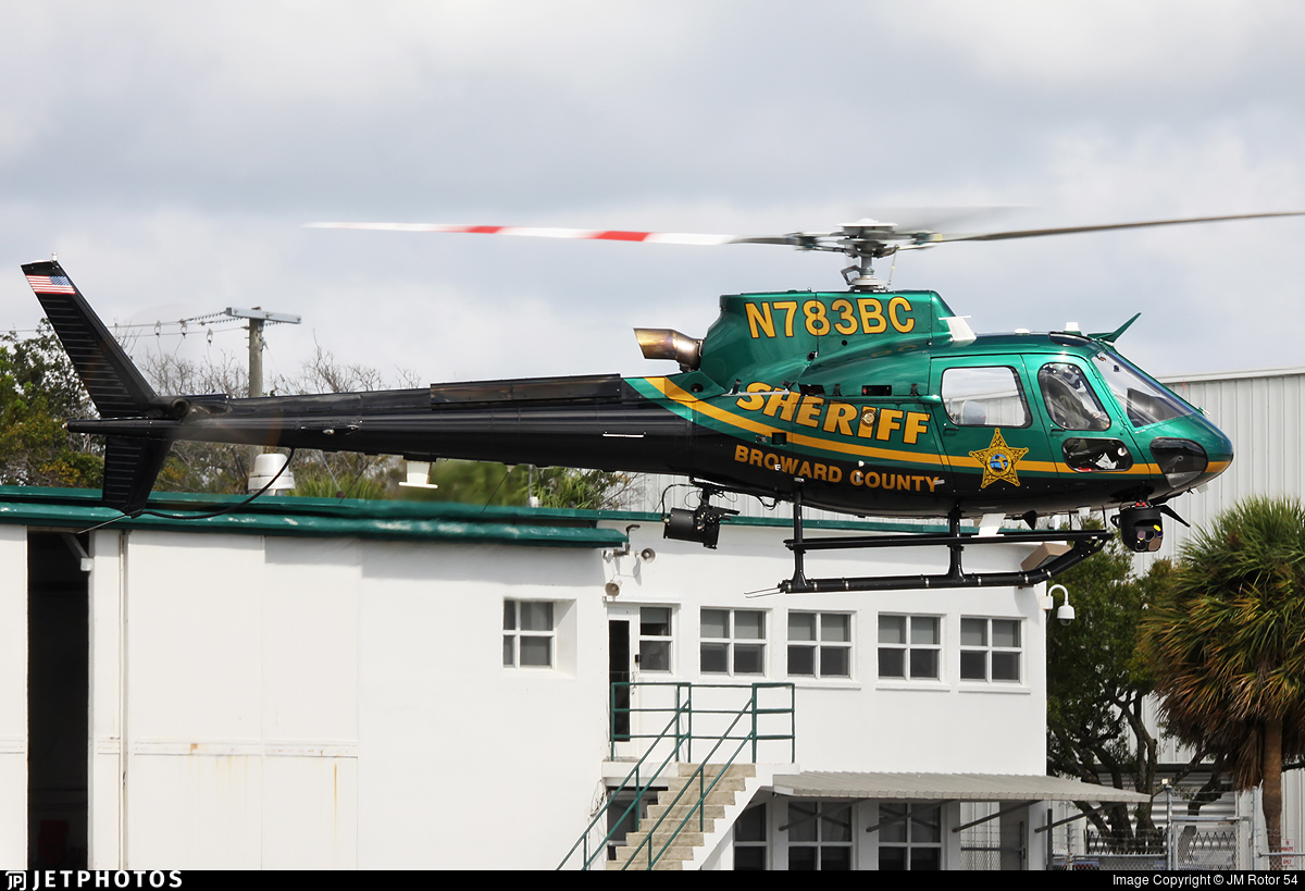 N783BC - Airbus Helicopters H125 - United States - BCAD - Broward County Aviation Department