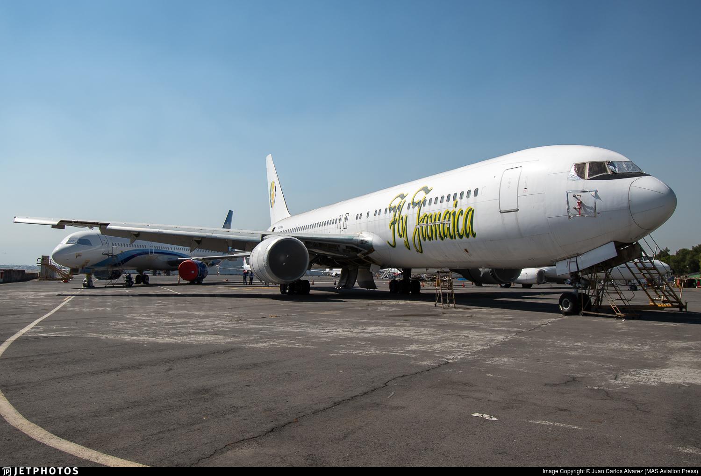 N767WA - Boeing 767-319(ER) - Fly Jamaica Airways