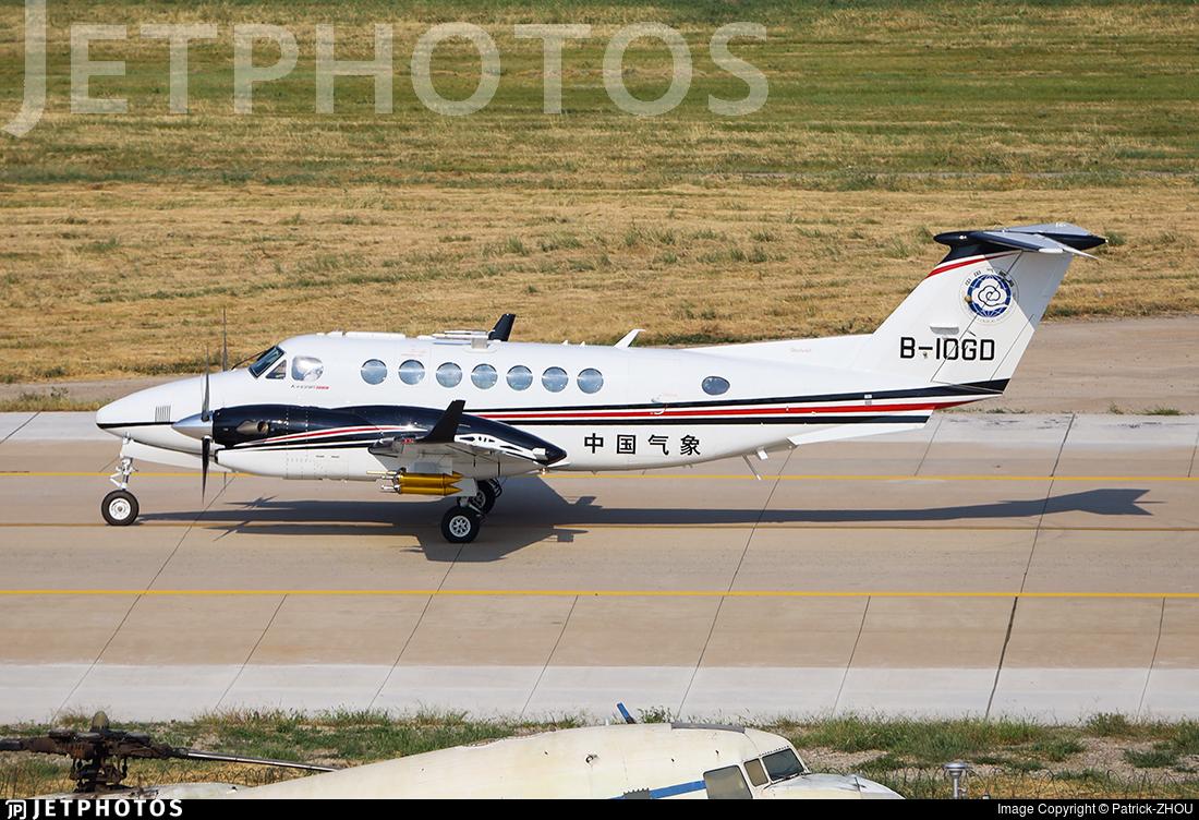 B-10GD - Beechcraft B300 King Air 350 - China - China Meteorological Administration
