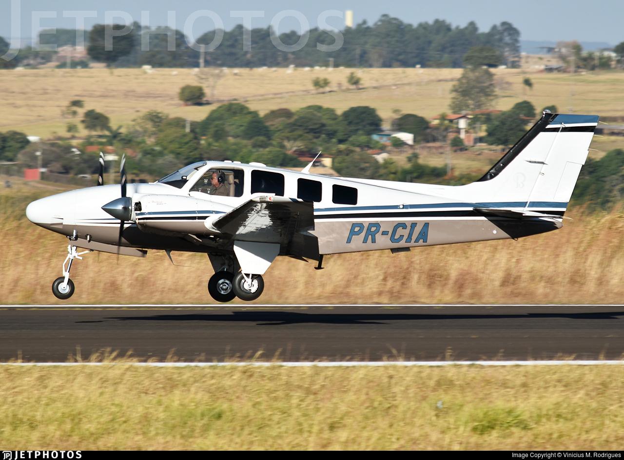 PR-CIA - Beechcraft G58 Baron - Private