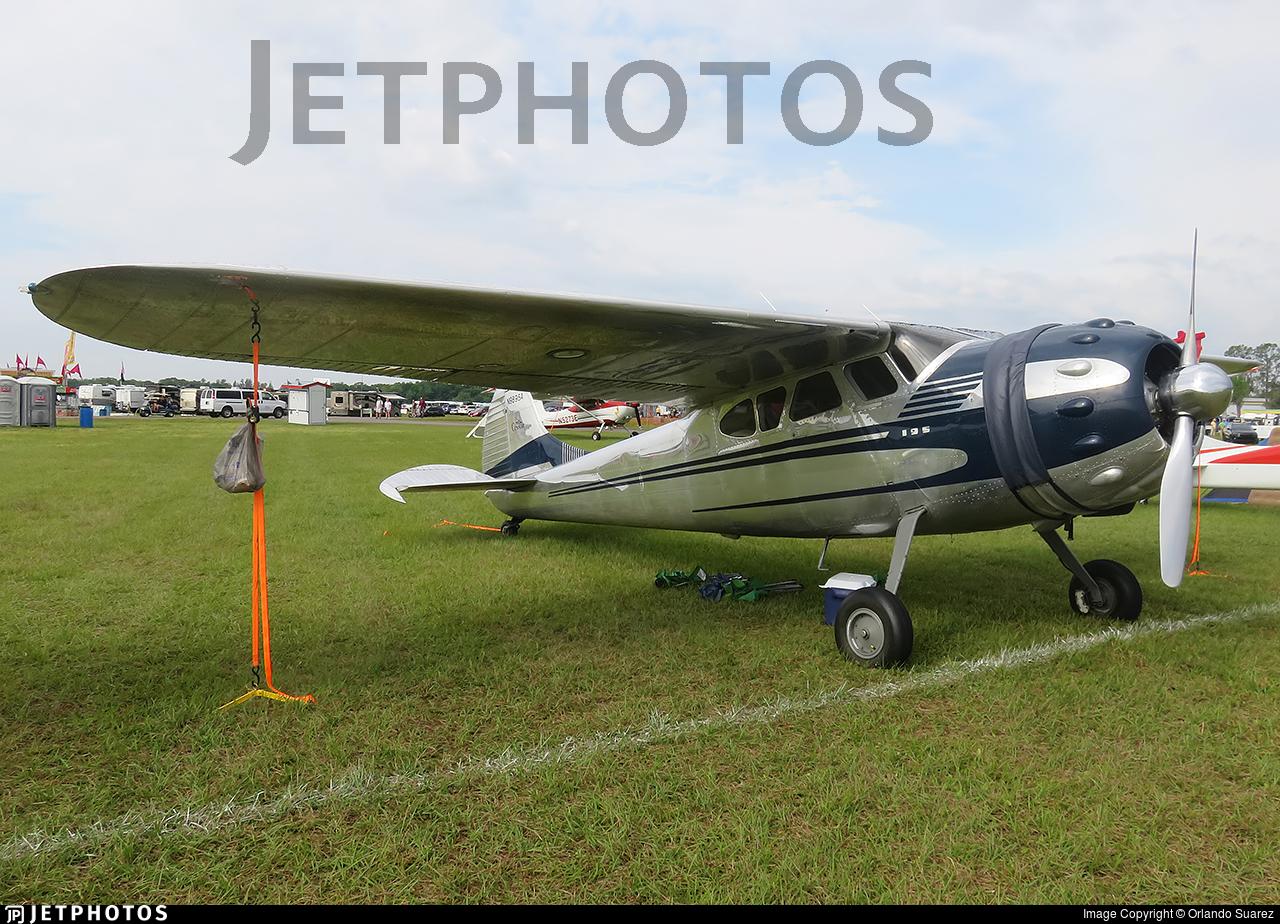 N9895A - Cessna 195A - Private