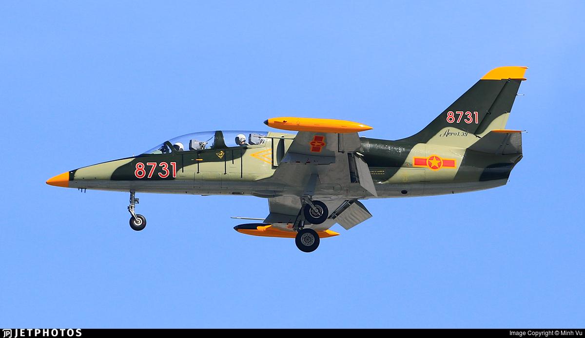 8731 - Aero L-39C Albatros - Vietnam - Air Force
