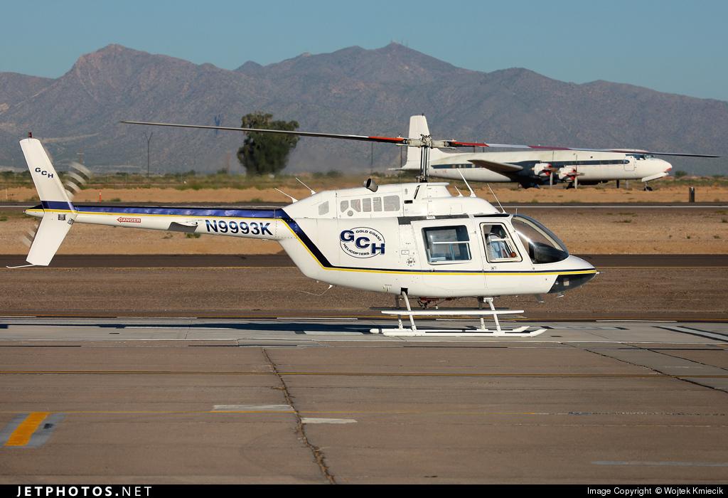 N9993K - Bell 206B JetRanger - Gold Coast Helicopters