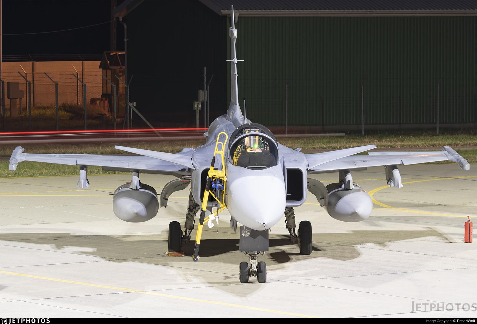 34 - Saab JAS-39C Gripen - Hungary - Air Force