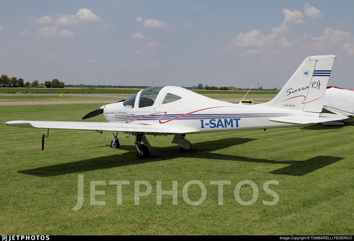 I-SAMT - Tecnam P2002RG Sierra - Private
