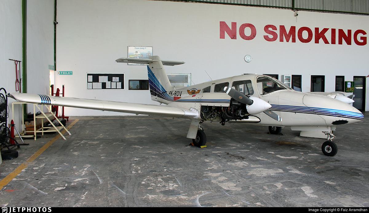 PK-ROV - Piper PA-44-180T Turbo Seminole - Bali International Flight Academy