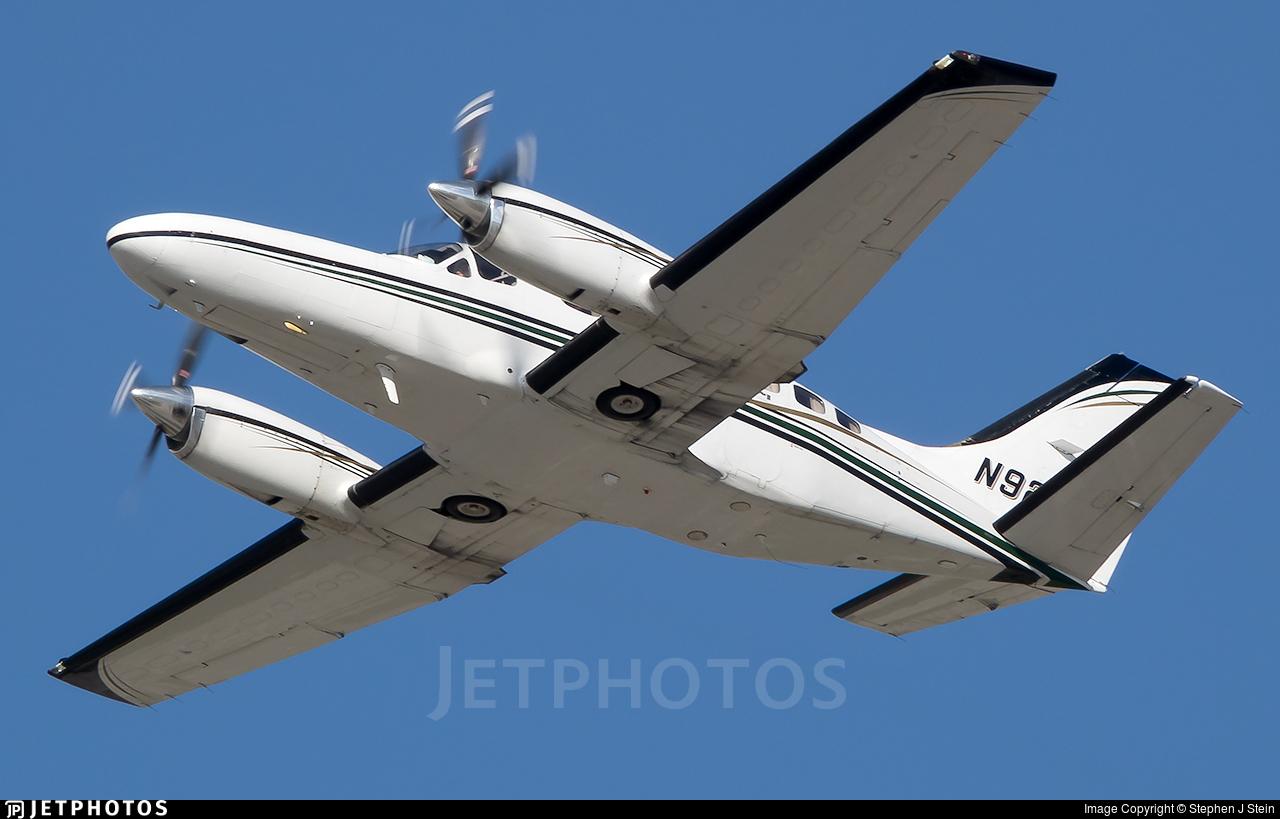 N92JQ - Cessna 441 Conquest II - Private