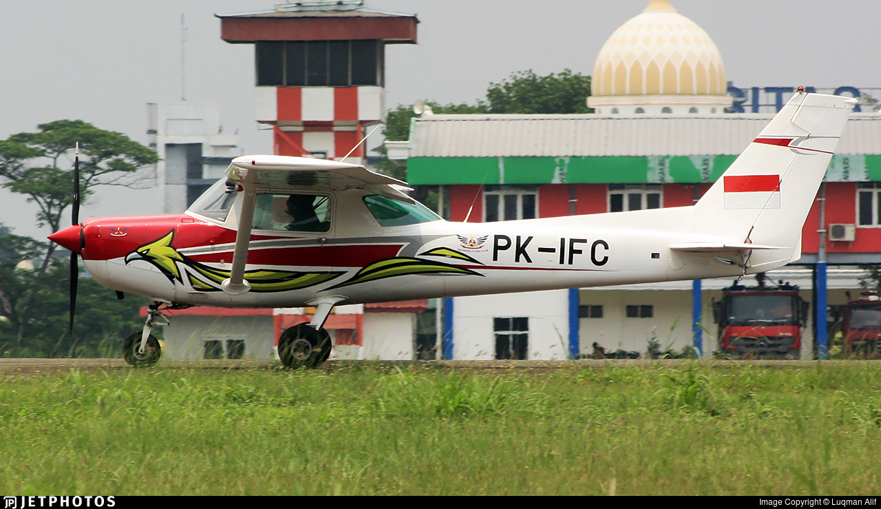 PK-IFC - Cessna 152 - Indonesia Flying Club
