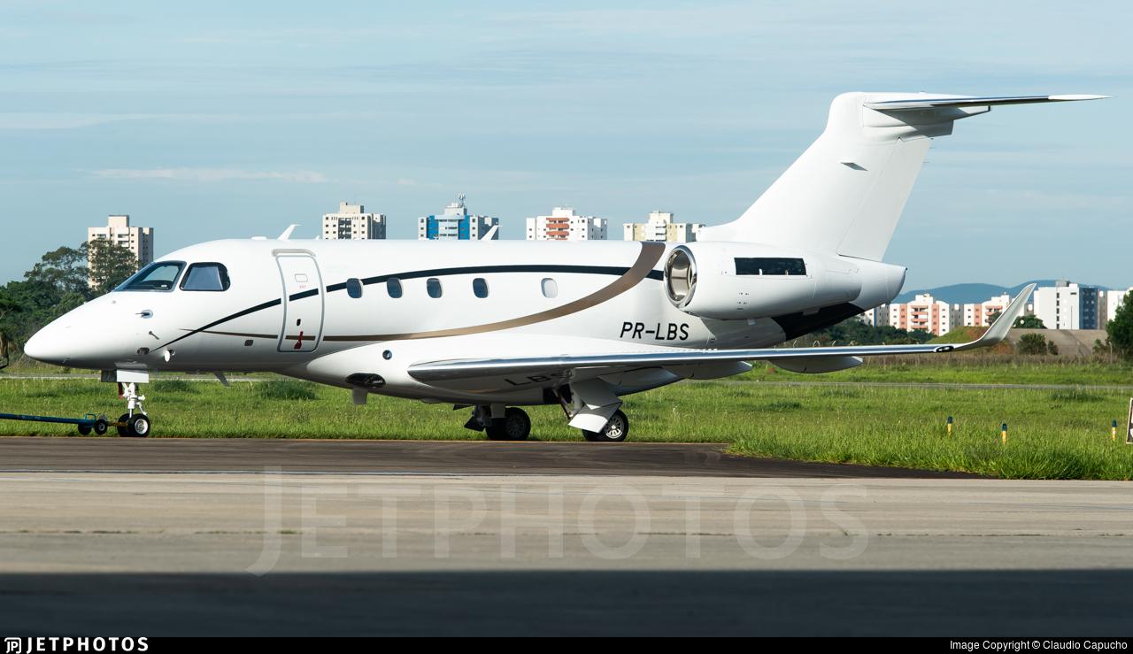 PR-LBS - Embraer EMB-545 Legacy 450  - Private