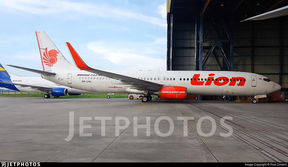 PK-LHL - Boeing 737-9GPER - Lion Air
