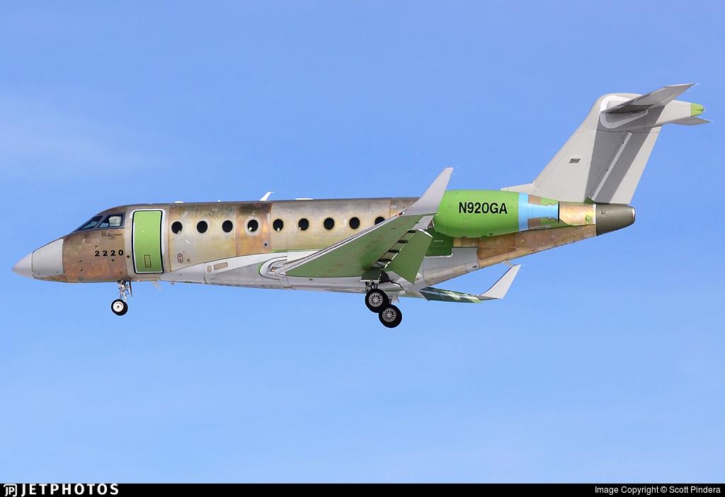 N920GA - Gulfstream G280 - Gulfstream Aerospace