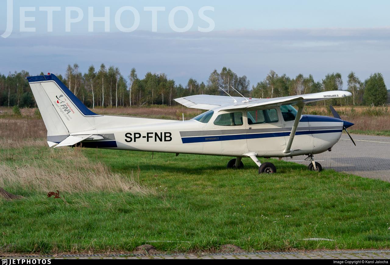 SP-FNB - Cessna 172P Skyhawk - FN Aviation