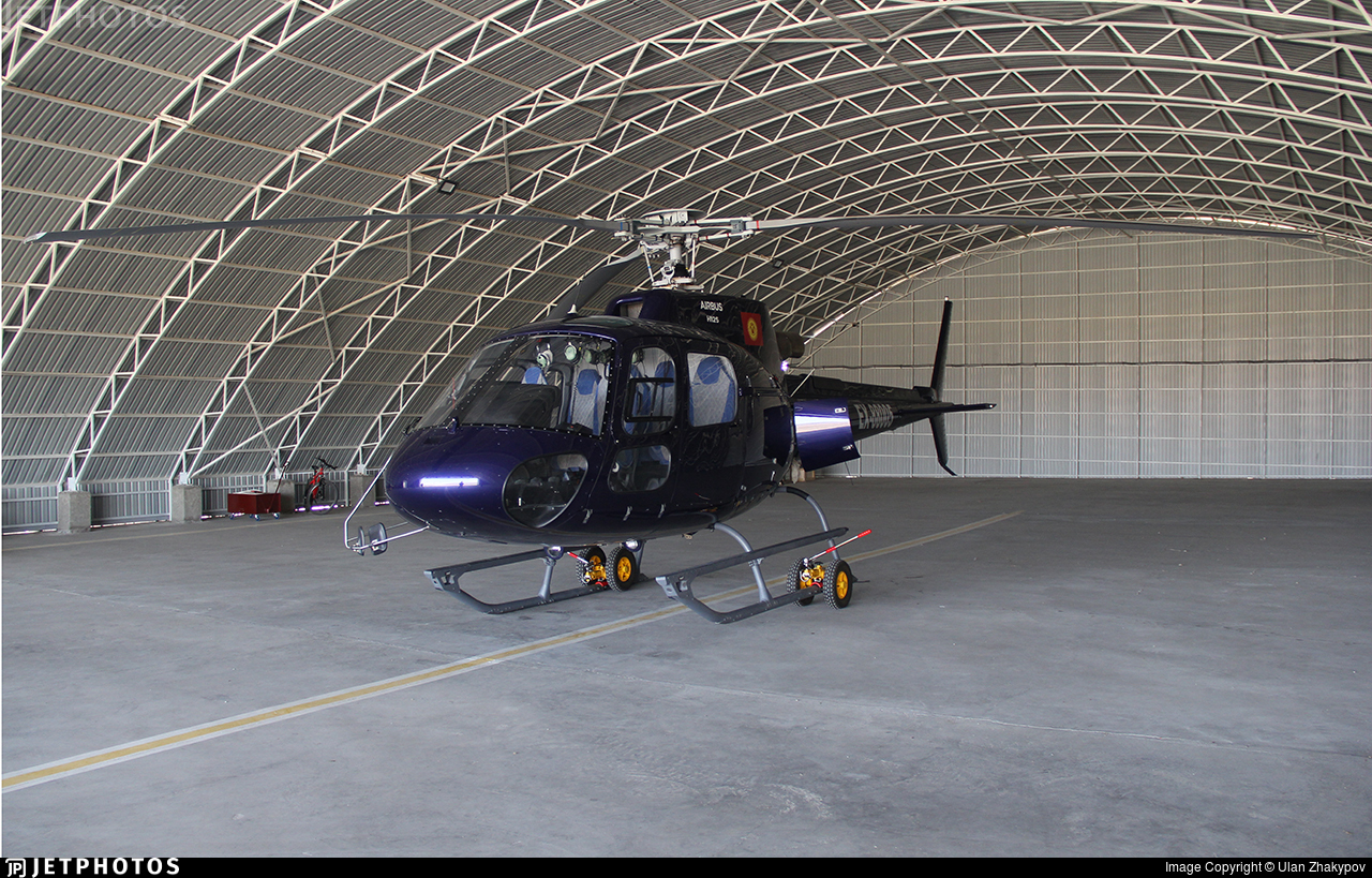 EX-88005 - Airbus Helicopters H125 - Valorfly