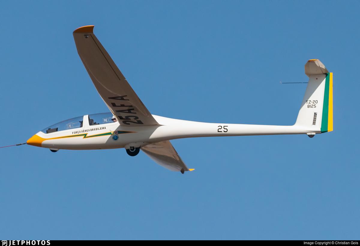 FAB8125 - DG Flugzeugbau DG-1001 Club - Brazil - Air Force