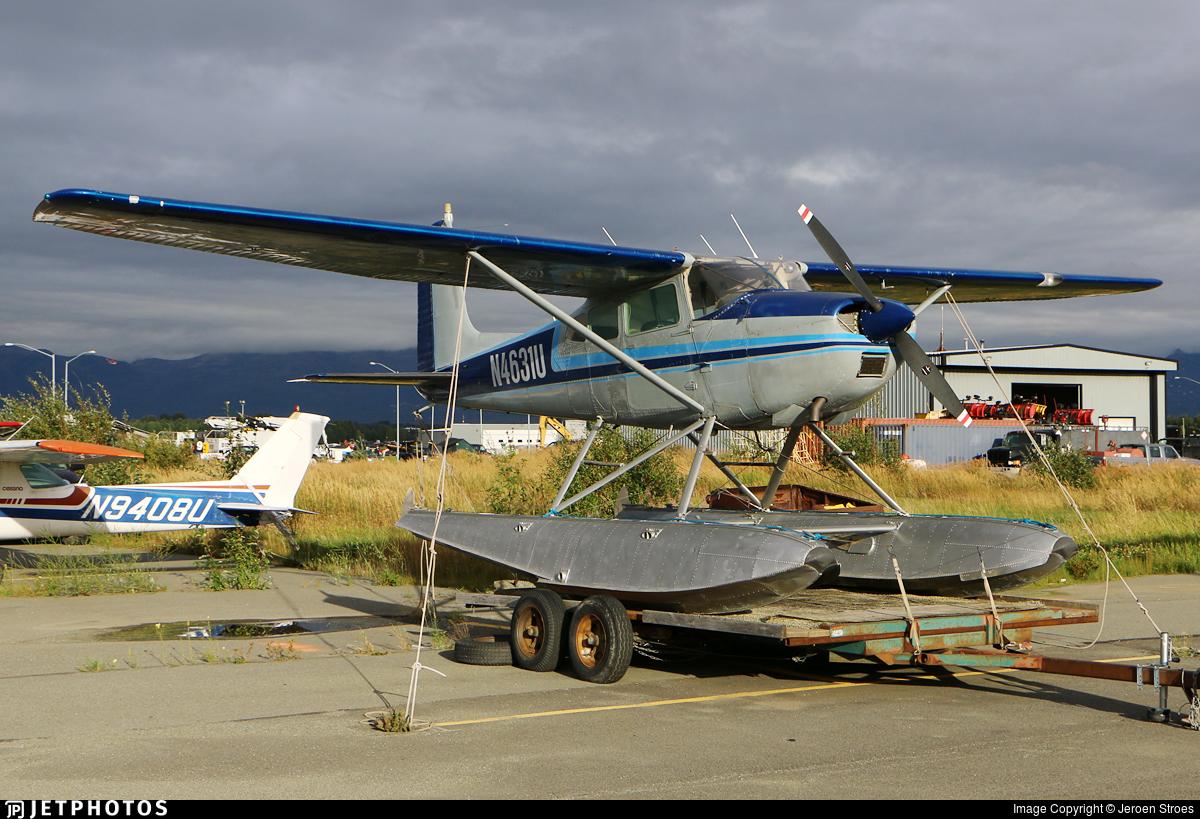 N4631U - Cessna 180 Skywagon - Private