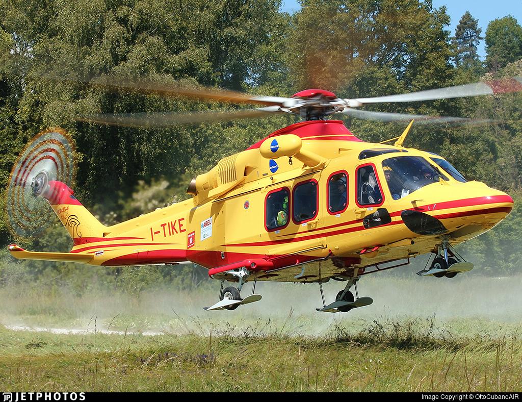 I-TIKE - Agusta-Westland AW-139 - Babcock MCS Italia