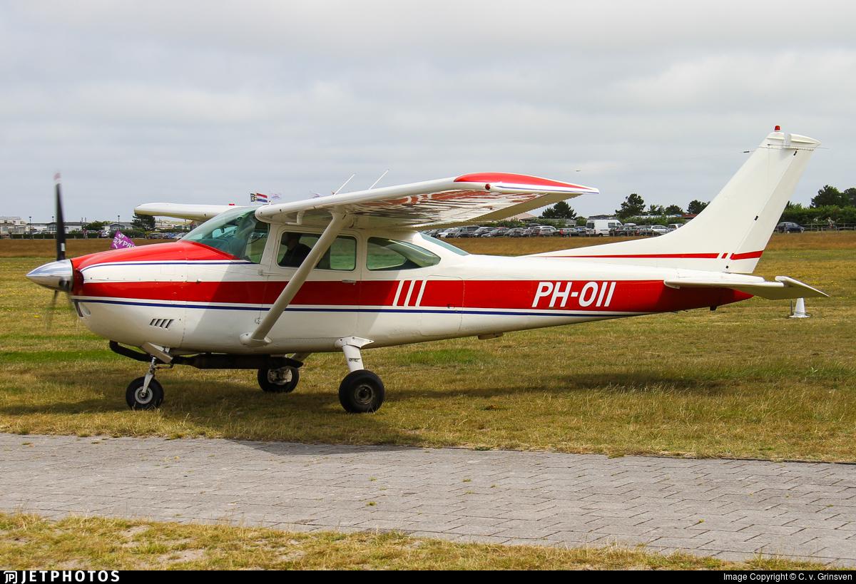 PH-OII - Cessna 182P Skylane - Aero Service