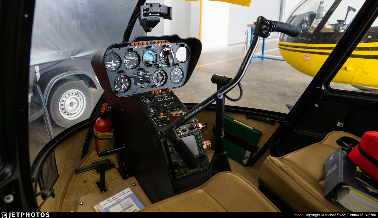 SP-MAT - Robinson R44 Raven II - Private