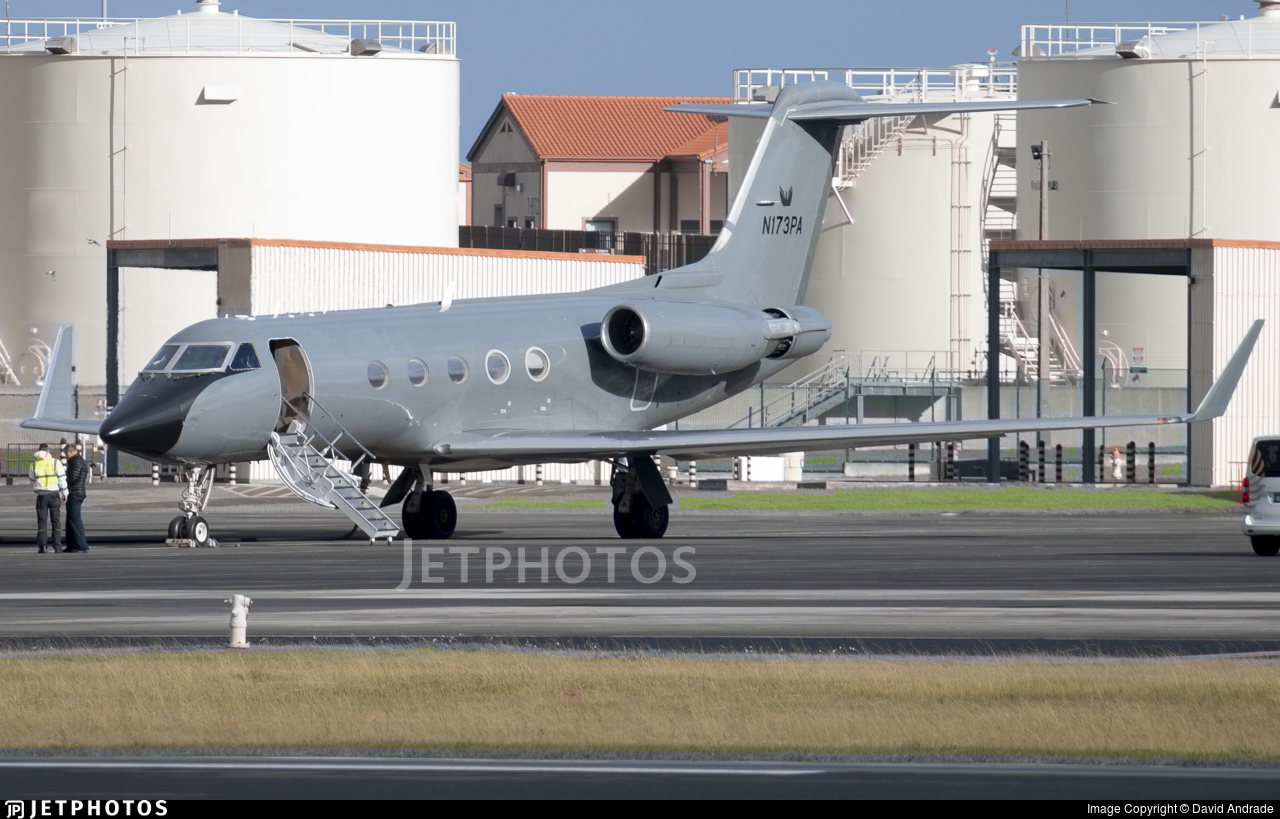 N173PA - Gulfstream G-III - Phoenix Air