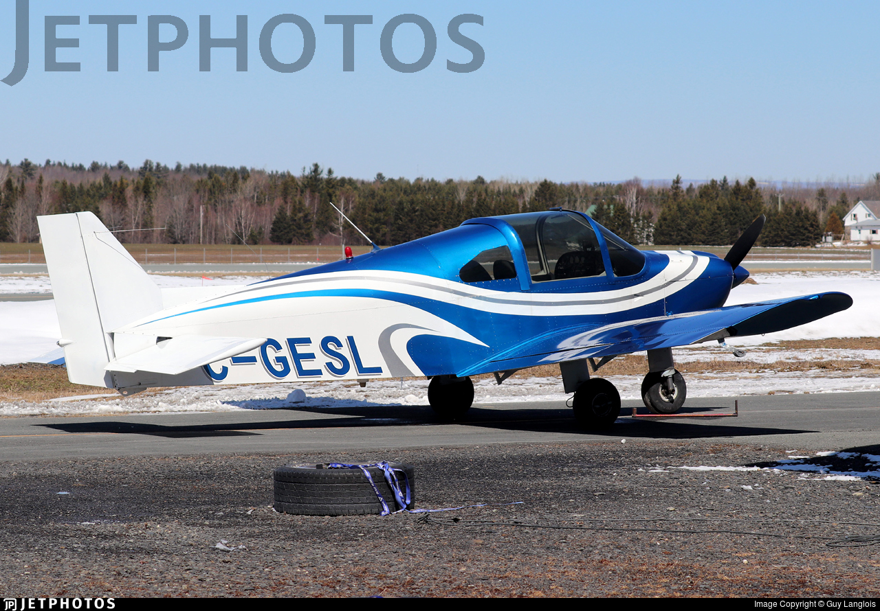 C-GESL - Zenair Tri-Z CH 300 - Private