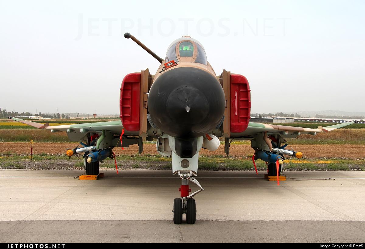 630 - McDonnell Douglas F-4E Kurnass - Israel - Air Force