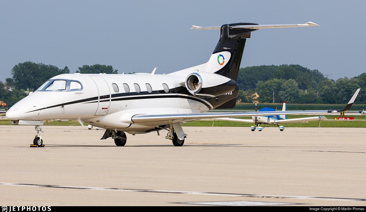 N815CX - Embraer 505 Phenom 300 - Private