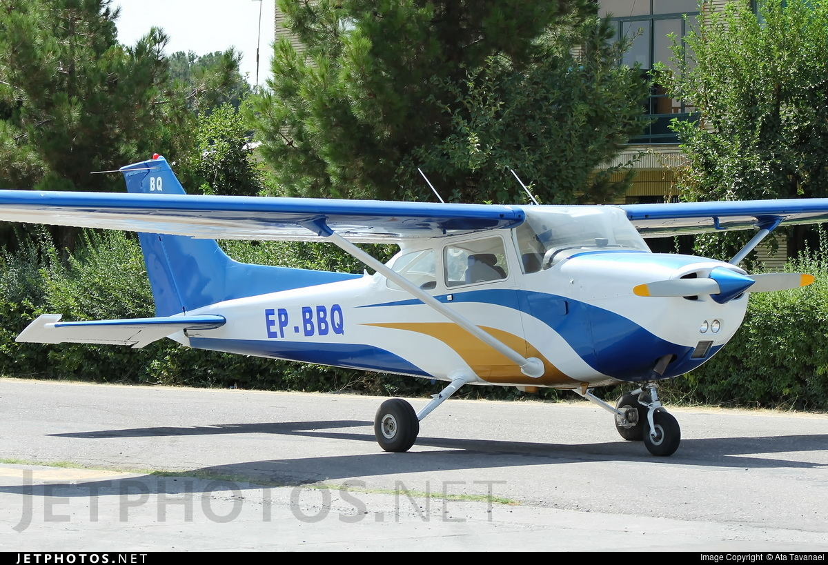EP-BBQ - Cessna 172M Skyhawk II - Iran Civil Aviation Training & Service Center (CATSC)