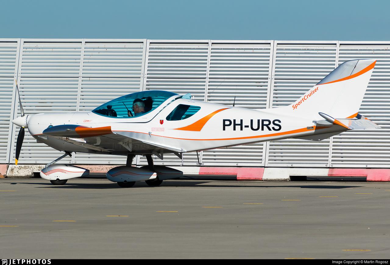 PH-URS - Czech Sport Aircraft PS-28 Cruiser - Private
