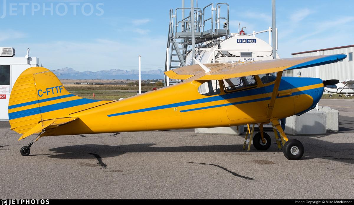 C-FTTF - Cessna 170A - Private