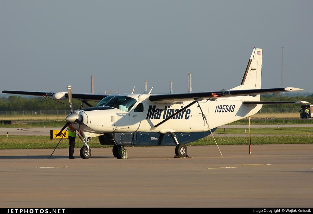 N9594B - Cessna 208B Grand Caravan - Martinaire