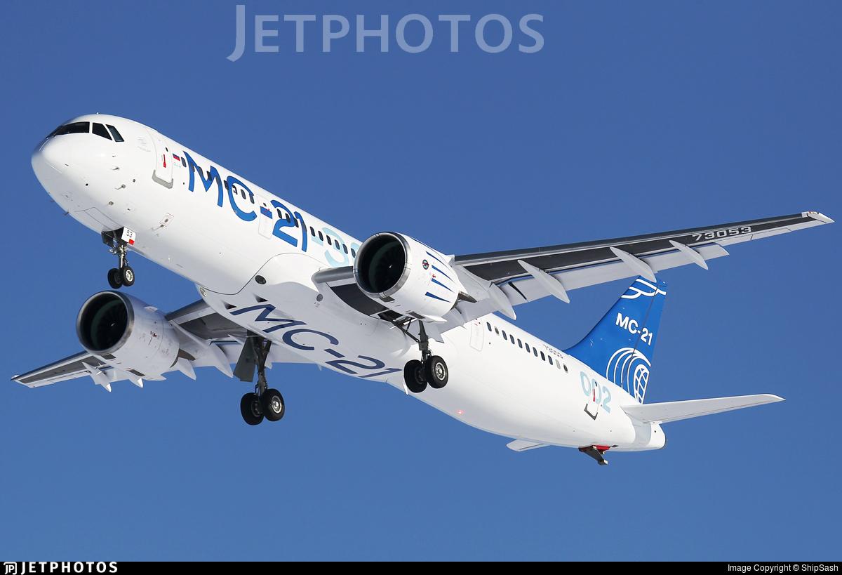73053 - Irkut MC-21-300 - Irkut Corporation