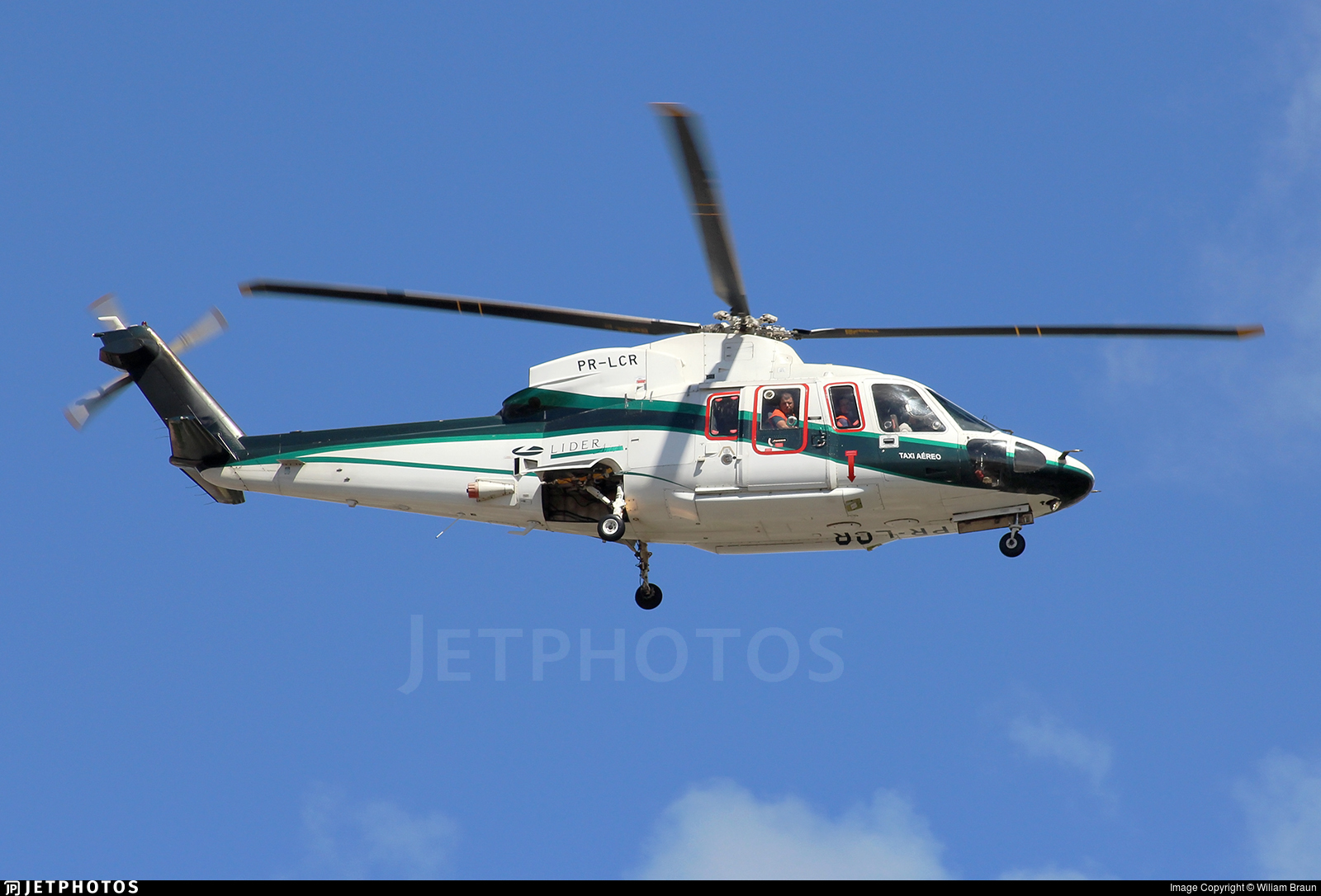 PR-LCR - Sikorsky S-76C - Líder Táxi Aéreo