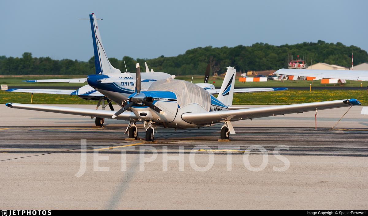 N7693P - Piper PA-24-250 Comanche - Private