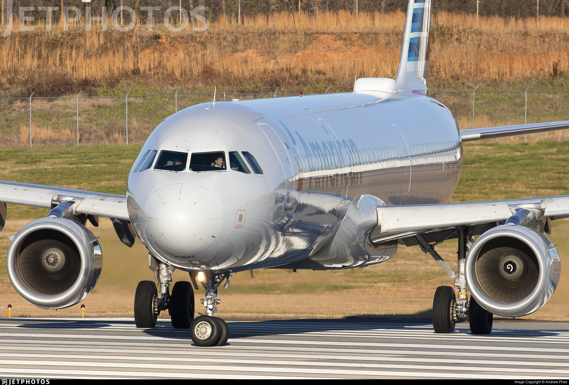 N177US - Airbus A321-211 - American Airlines